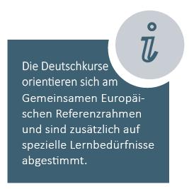 Deutschkurse Sideblock Info _aktualisiert